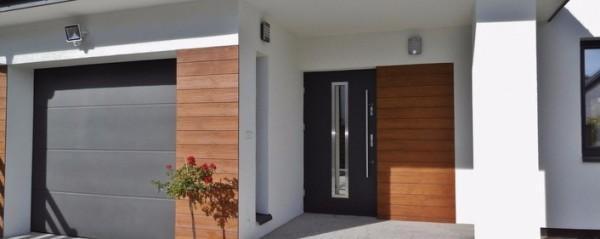 drzwi zewnętrzne metalowe